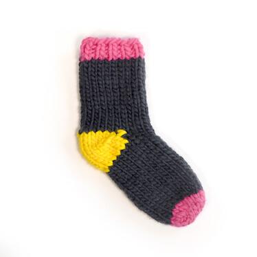 hand knit wool socks sock it to me sss wisp